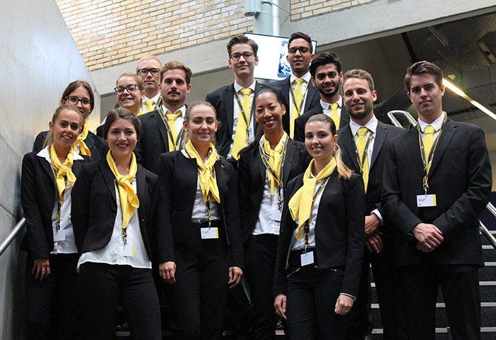 Hostessen Team vom ONE EY DAY