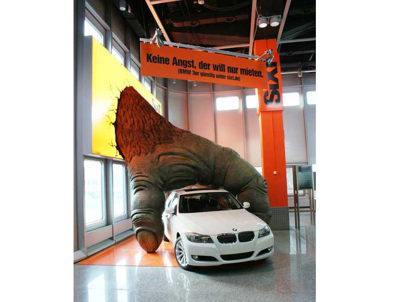 sixt-düsseldorf-guerilla-marketing-