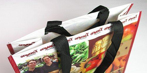 Pet Recycling Tasche