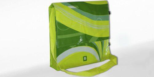 Momentan beliebt bei Agenturen: Die College Bags