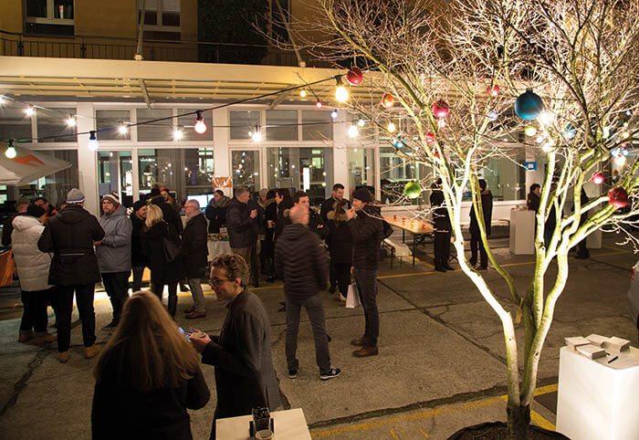 Promotion Agentur Compresso Kundenweihnachtsfeier
