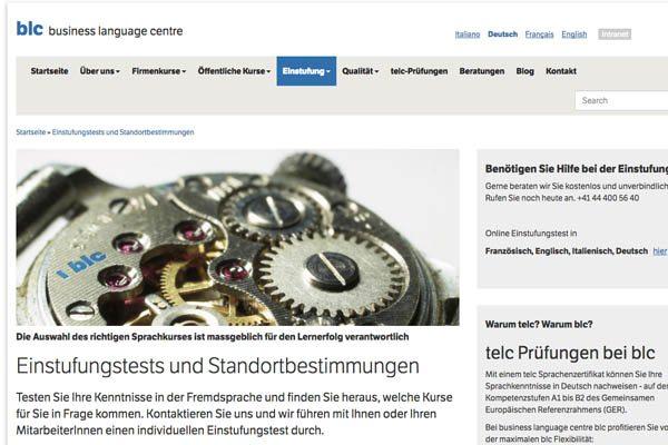 Online-Sprachen-Einstufungstest-Sprachschule-Zuerich-Bern