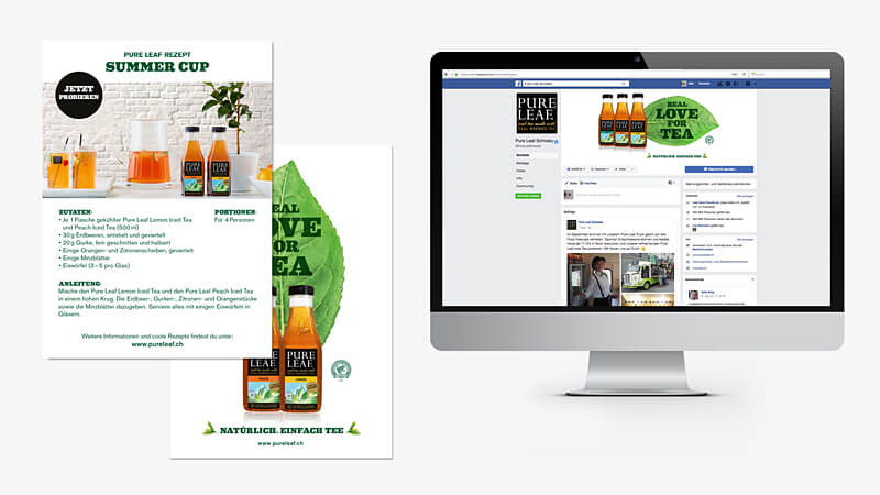 online-kampagne-pure-leaf-ice-tea
