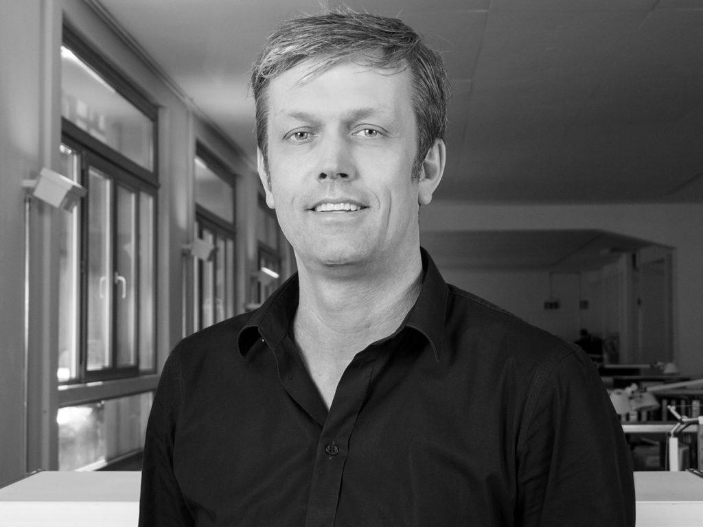 Der neue CEO der Promotion Agentur Compresso: Fridolin Stauffacher