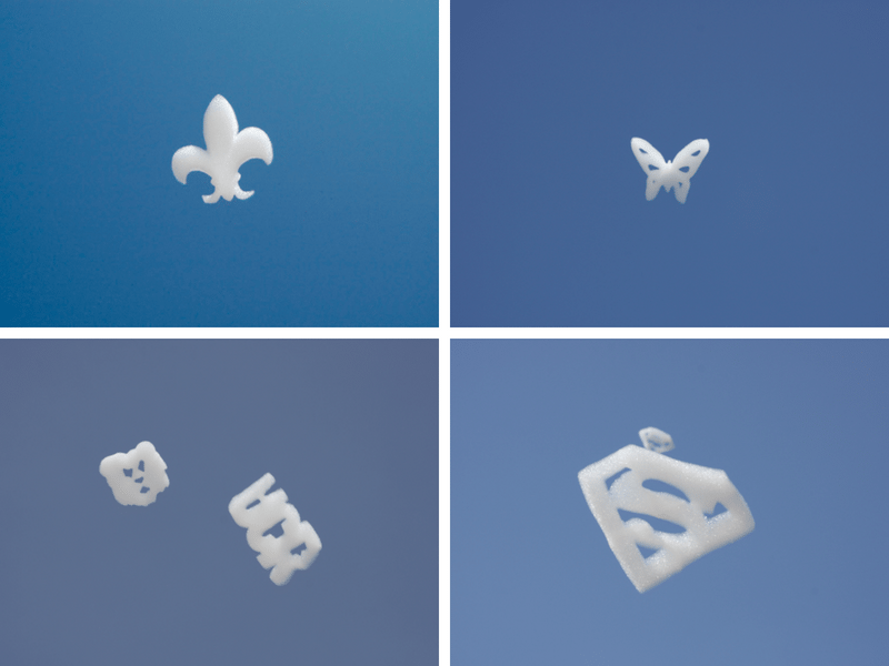 Wolkenmacher Logo Schaumwolken für Event und Promotion