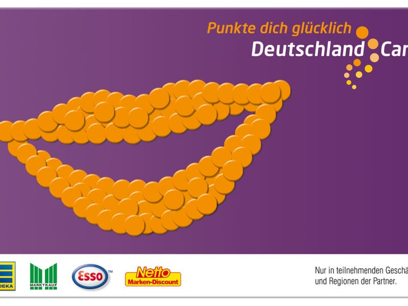 DeutschlandCard-Motiv